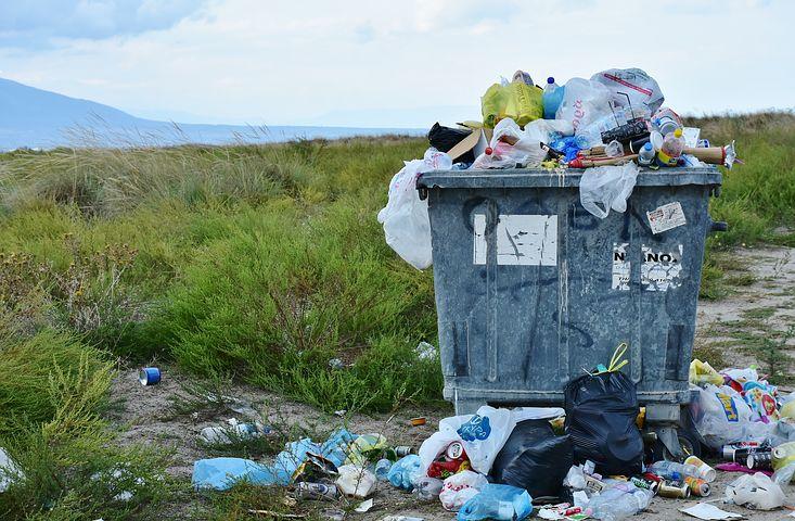 pile of rubbish